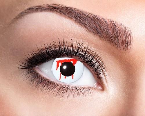 Eyecatcher Fantasy 3 Monatslinsen White Slash