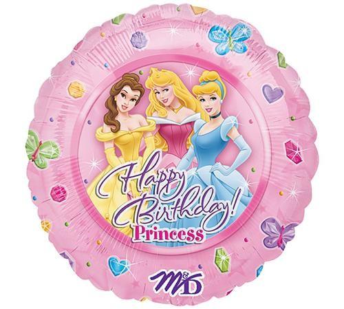 Disney Princess Folienballon - 45cm