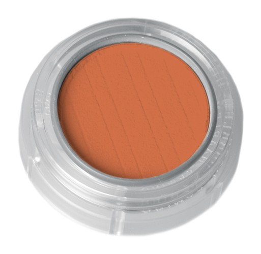 Grimas Eyeshadow - Rouge 550 Hell orange - 2g