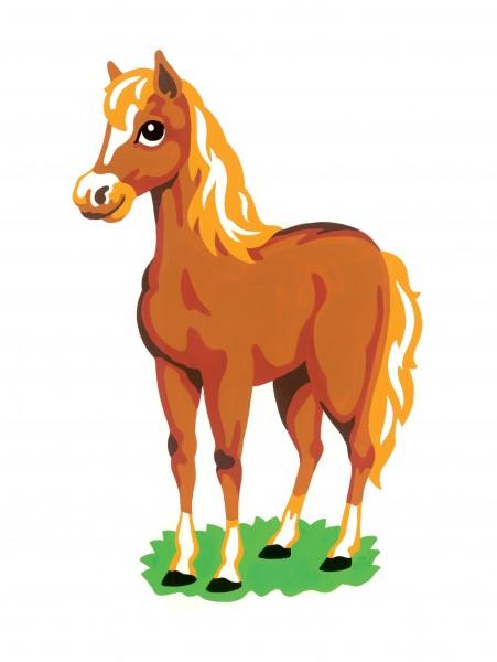 Reeves Formen zum Malen Pferd