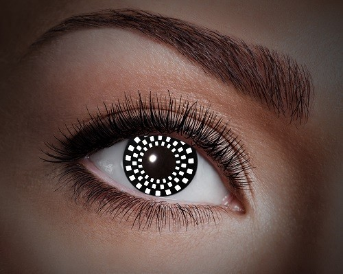 Eyecatcher UV 12 Monatslinsen Chess