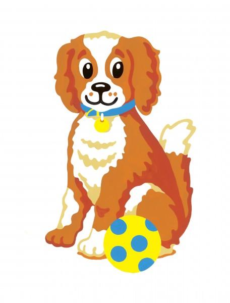 Reeves Formen zum Malen Hund