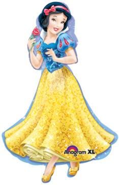 Prinzessin Schneewittchen Folienballon
