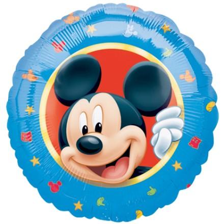 Folienballon Mickey Mouse Portrait