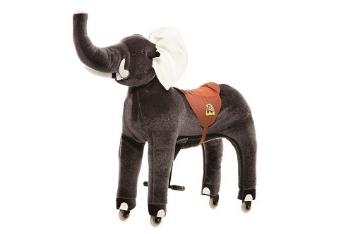 Animal Riding Elefant Sultan - Medium / Large