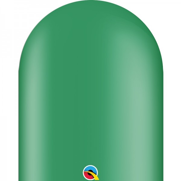 Qualatex 646Q Green (Grün) Modellierballons