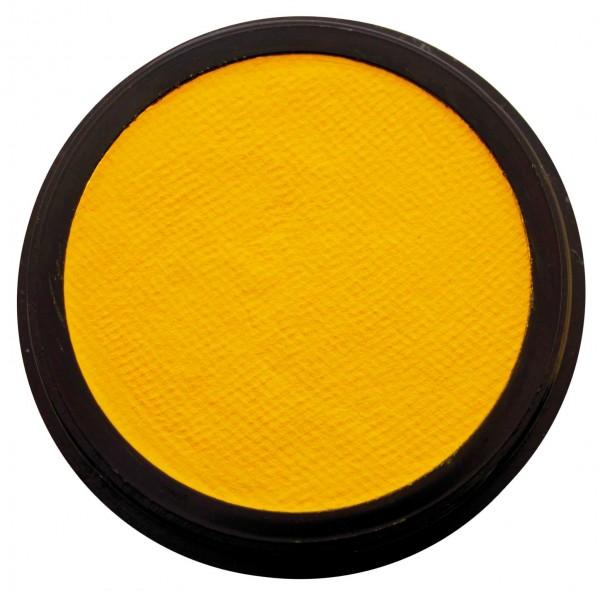 3,5 ml Profi Aqua Make Up Gelb Eulenspiegel