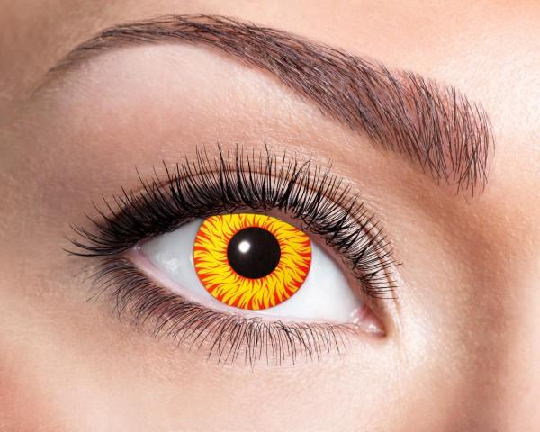 Eyecatcher Fantasy 12 Monatslinsen Sun
