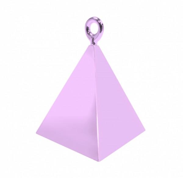 Pearl Pink Pyramiden Luftballon Gewicht