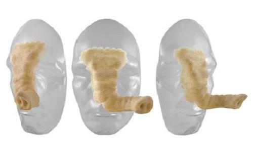 Grimas Latex Nasen / Sets 306 Elefantenrüssel