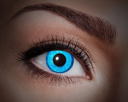 Eyecatcher UV 12 Monatslinsen Blue Diamond