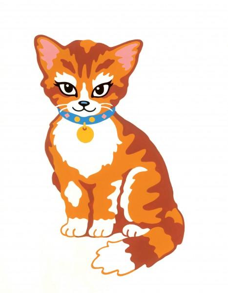 Reeves Formen zum Malen Katze