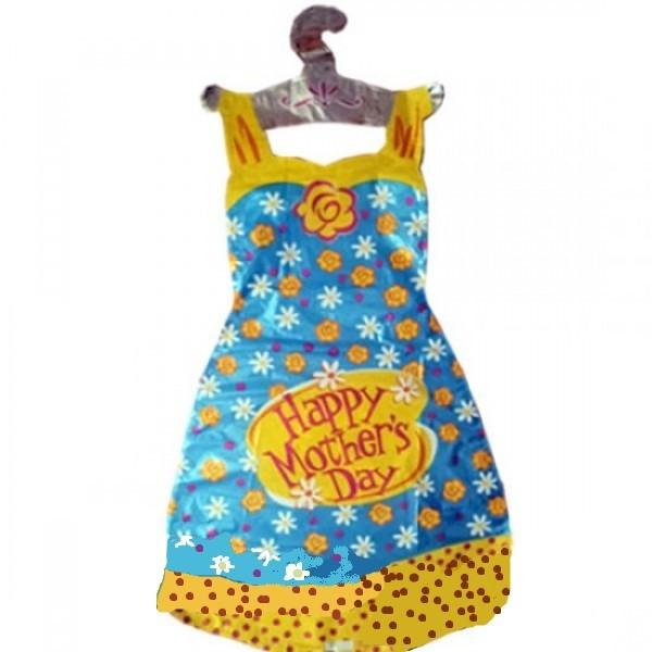 Kleid Happy Motherdays Folienballon - 91cm