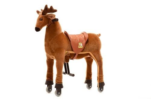 Animal Riding Rentier Rudi - Medium / Large