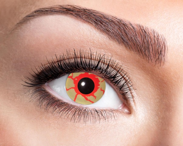 Eyecatcher Fantasy 3 Monatslinsen Bloodshot 2