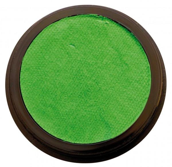 3,5 ml Profi Aqua Make Up Grasgrün Eulenspiegel