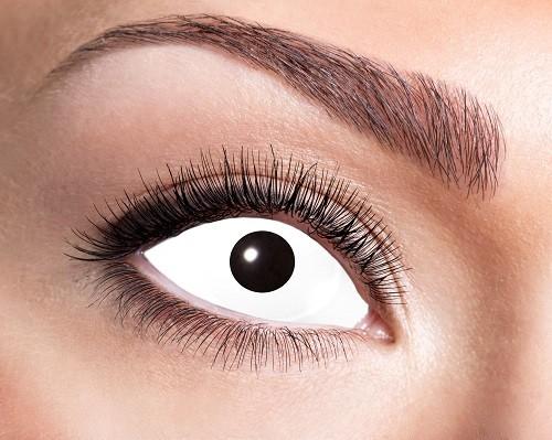 Eyecatcher Sclera 6 Monatslinsen White Eye