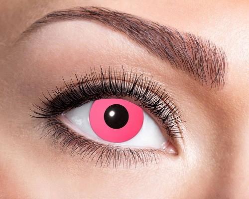 Eyecatcher Fantasy 12 Monatslinsen Pink Manga