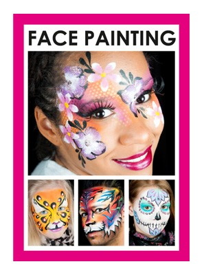 "Grimas Heft ""Face Painting"""