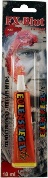 Eulenspiegel FX Blut Hell 18 ml