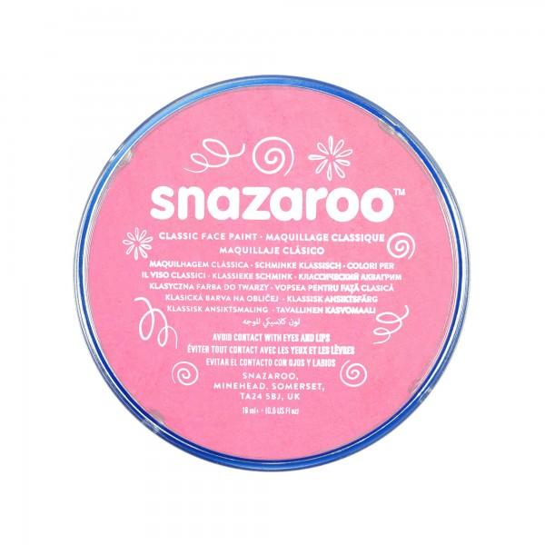 Snazaroo Schminkfarbe Blassrosa 18 ml