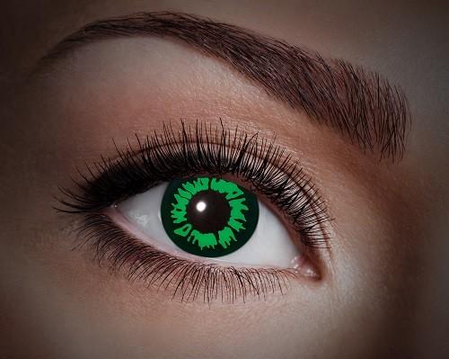 Eyecatcher UV 12 Monatslinsen Green Animal