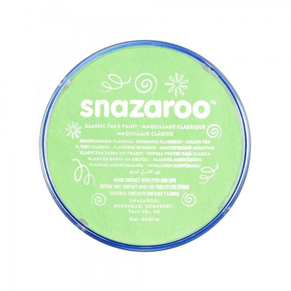 Snazaroo Schminkfarbe Blassgrün 18 ml