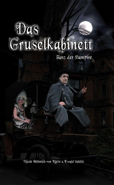Eulenspiegel Schminkbuch - Das Gruselkabinett