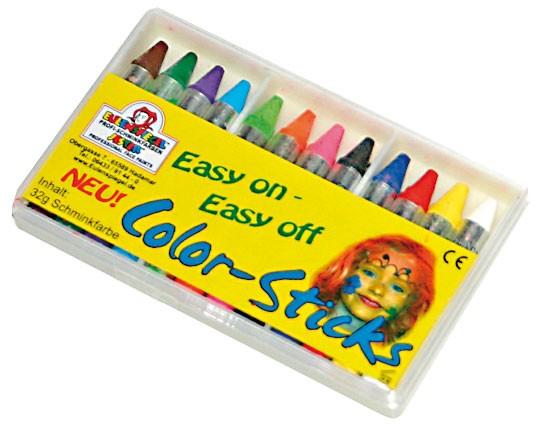 Eulenspiegel 12 Farben Color Stick