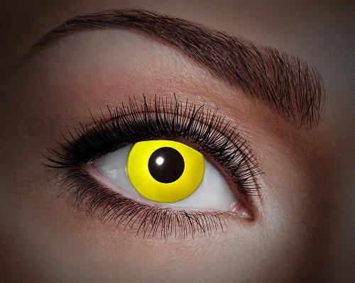 Eyecatcher UV 12 Monatslinsen Yellow