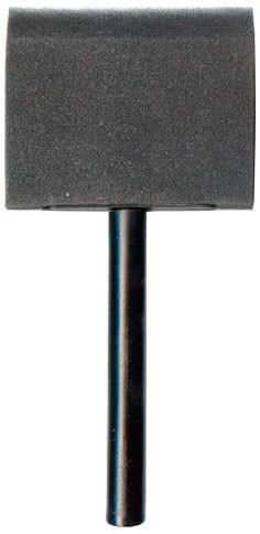 Grosser rechteckiger Schwammpinsel 80 mm