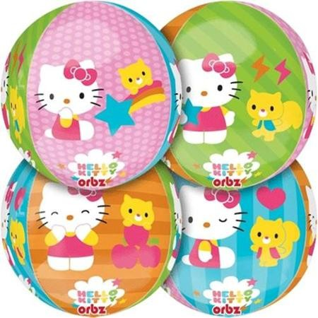 Hello Kitty Orbz Folienballon