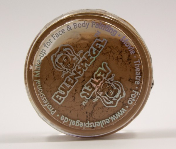 Eulenspiegel Transparent Puder Hautfarben 7 g