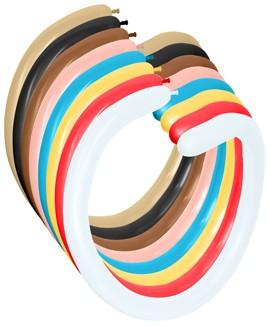 Sempertex Fashion Soild and Pastel Assortment/ Twister 003 260S Modellierballons