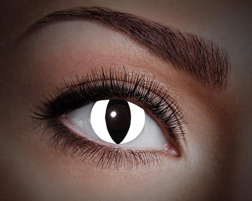 Eyecatcher UV 12 Monatslinsen Black Cat