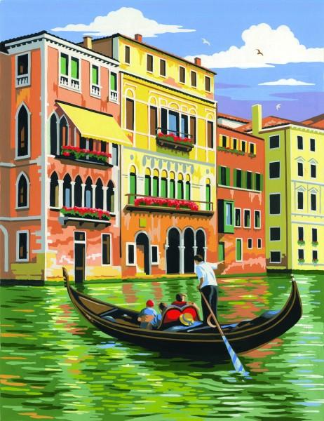 Reeves Junior Malen nach Zahlen Venedig