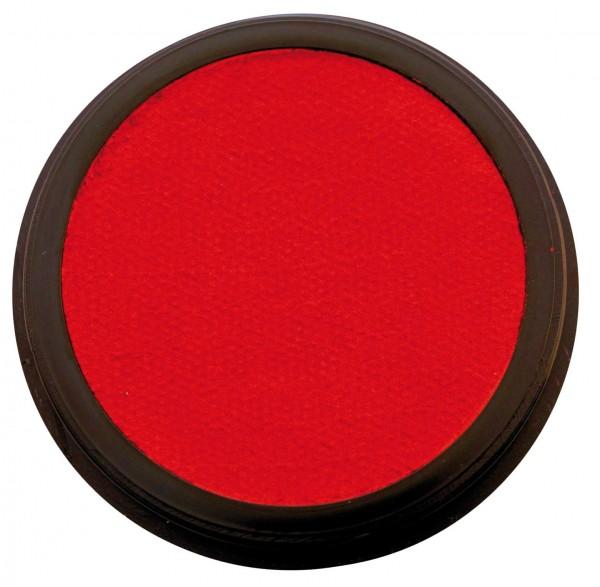 20 ml Profi Aqua Make Up Perlglanz Rot Eulenspiegel