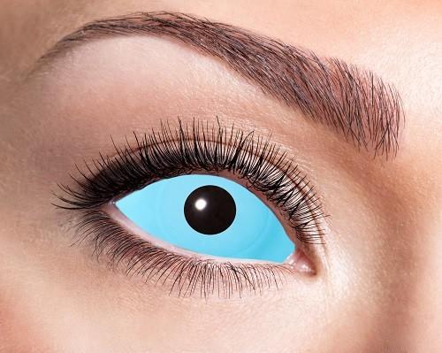 Eyecatcher Sclera 6 Monatslinsen Frozen Eye