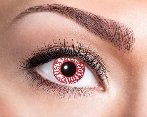 Eyecatcher Fantasy 12 Monatslinsen Blood Shot