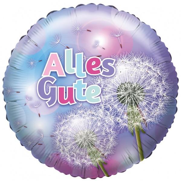 Alles Gute Pusteblume Folienballon