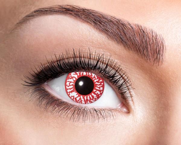 Eyecatcher Fantasy 3 Monatslinsen Bloodshot
