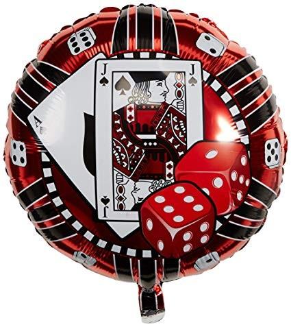 Poker / Casino Folienballon