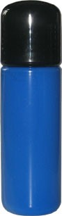 Painted und Airbrush Tattoo Farbe Himmelblau 50 ml Eulenspiegel