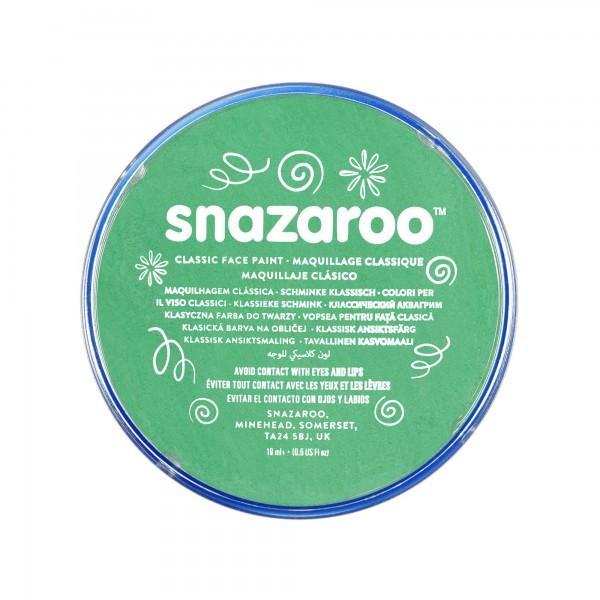 Snazaroo Schminkfarbe Leuchtendgrün 75 ml