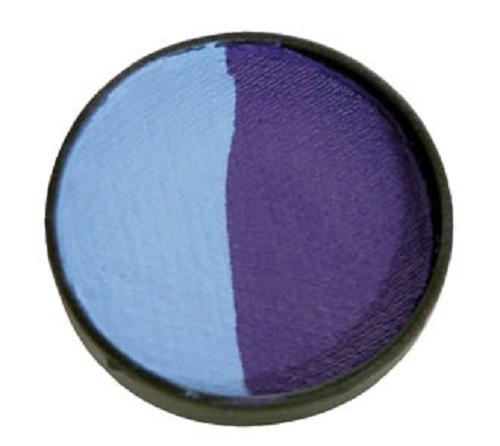 Eulenspiegel Split Cake Nachfülltray Violett / Pastellblau 3,5 ml