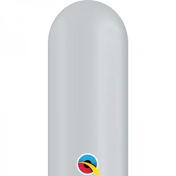 Qualatex 350Q Grey (Grau) Modellierballons