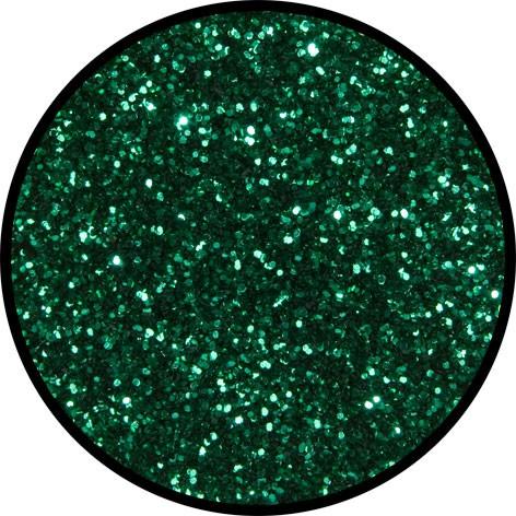 6 g Eulenspiegel Polyester Streu Glitzer Smaragdgrün