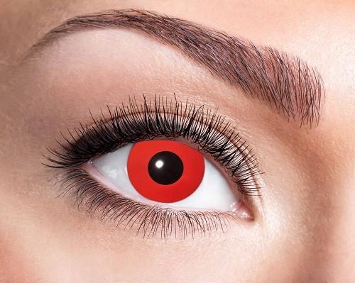 Eyecatcher Fantasy 3 Monatslinsen Red Devil