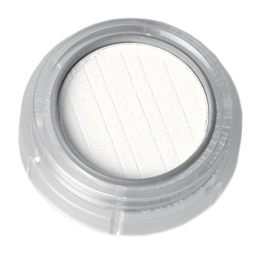 Grimas Eyeshadow - Rouge 001 Weiß - 2g