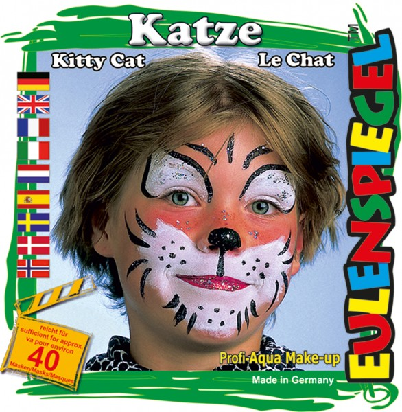 Eulenspiegel Motiv-Set Katze 1